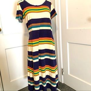 Anthropologie Sz. L Saturday Sunday Long Dress